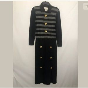 Vintage Steve Fabrikant dress for Neiman Marcus